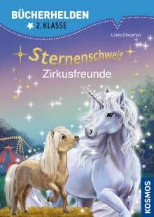 Linda Chapman: Sternenschweif, Bücherhelden, Zirkusfreunde, Buch