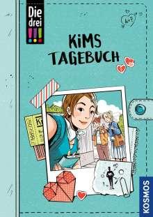 Sina Flammang: Die drei !!!, Kims Tagebuch, Buch