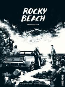 Christopher Tauber: Rocky Beach, Buch