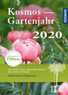 Joachim Mayer: Kosmos Gartenjahr 2020, Buch