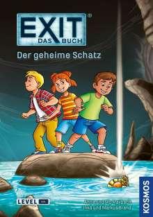 Inka Brand: EXIT KIDS - Das Buch - Der geheime Schatz, Buch