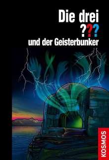Ben Nevis: Die drei ??? und der Geisterbunker, Buch