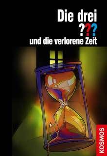 Christoph Dittert: Die drei ??? und die verlorene Zeit, Buch
