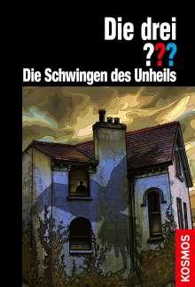 Hendrik Buchna: Die drei ??? Die Schwingen des Unheils, Buch