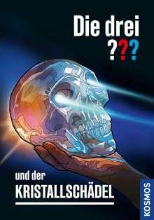 André Marx: Die drei ??? und der Kristallschädel (drei Fragezeichen), Buch