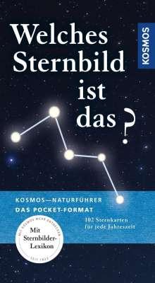 Hermann-Michael Hahn: Kosmos Basic Welches Sternbild ist das?, Buch