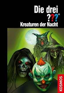 Marco Sonnleitner: Die drei ??? Kreaturen der Nacht, Buch