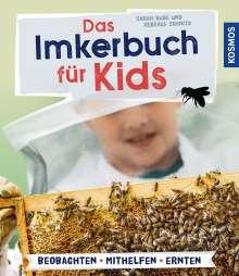Sarah Bude: Das Imkerbuch für Kids, Buch