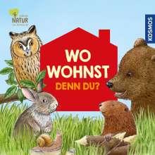 Lisa Apfelbacher: Wo wohnst denn du?, Buch