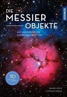 Bernd Koch: Die Messier-Objekte, Buch