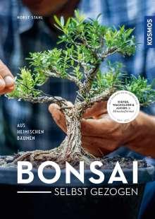 Horst Stahl: Bonsai selbst gezogen, Buch