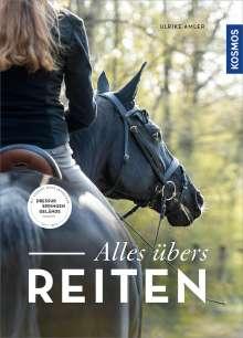 Ulrike Amler: Alles übers Reiten, Buch