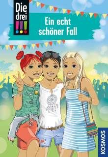 Kari Erlhoff: Die drei !!!, 80, Ein echt schöner Fall, Buch