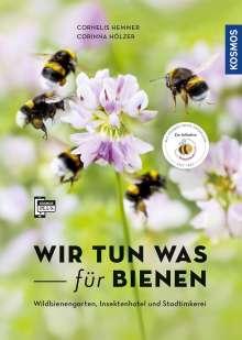 Cornelis Hemmer: Wir tun was für Bienen, Buch