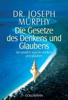 Joseph Murphy: Die Gesetze des Denkens und Glaubens, Buch