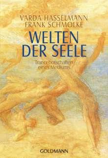 Varda Hasselmann: Welten der Seele, Buch
