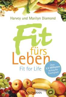 Harvey Diamond: Fit fürs Leben, Buch