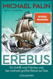 Michael Palin: Erebus, Buch