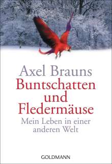 Axel Brauns: Buntschatten und Fledermäuse, Buch