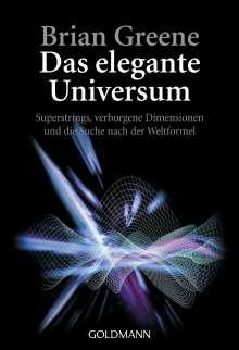 Brian Greene: Das elegante Universum, Buch
