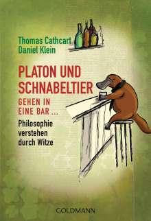 Thomas Cathcart: Platon und Schnabeltier gehen in eine Bar..., Buch