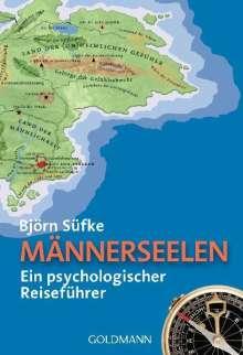 Björn Süfke: Männerseelen, Buch