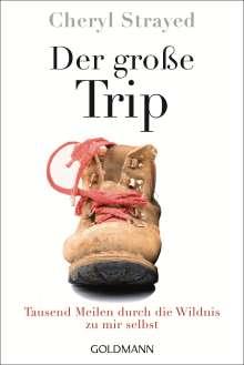 Cheryl Strayed: Der große Trip, Buch