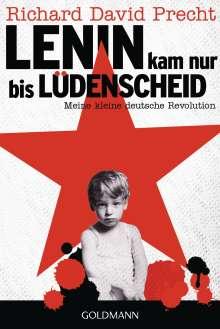 Richard David Precht: Lenin kam nur bis Lüdenscheid, Buch