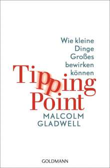 Malcolm Gladwell: Tipping Point, Buch