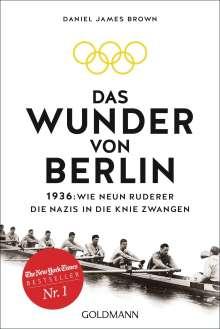 Daniel James Brown: Das Wunder von Berlin, Buch