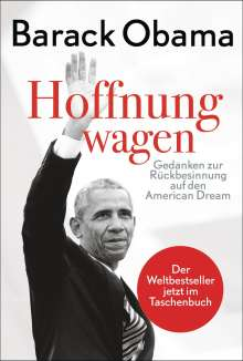 Barack Obama: Hoffnung wagen, Buch