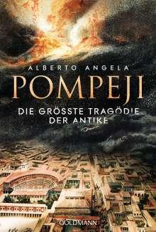 Alberto Angela: Pompeji, Buch