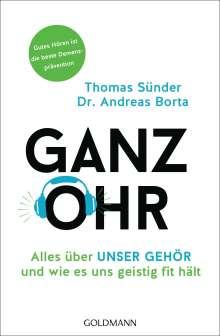 Thomas Sünder: Ganz Ohr, Buch