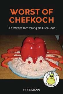 Lukas Diestel: Worst of Chefkoch, Buch