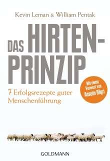 Kevin Leman: Das Hirtenprinzip, Buch