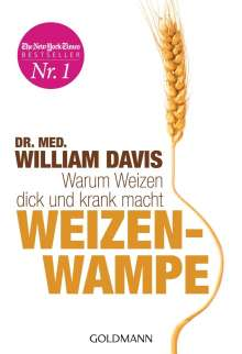 William Davis: Weizenwampe, Buch