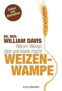 William Davis: Weizenwampe, Buch