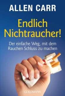 Allen Carr: Endlich Nichtraucher!, Buch