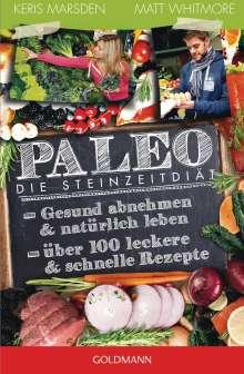 Keris Marsden: Paleo - Die Steinzeitdiät, Buch