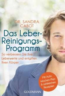 Sandra Cabot: Das Leber-Reinigungs-Programm, Buch