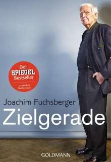 Joachim Fuchsberger: Zielgerade, Buch