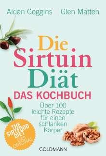 Aidan Goggins: Die Sirtuin-Diät - Das Kochbuch, Buch