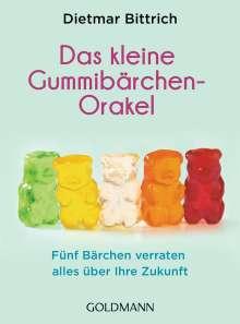 Dietmar Bittrich: Das kleine Gummibärchen-Orakel, Buch