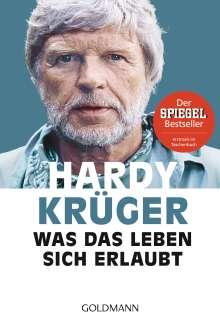 Hardy Krüger: Was das Leben sich erlaubt, Buch