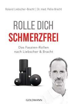 Petra Bracht: Rolle dich schmerzfrei, Buch