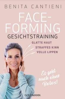 Benita Cantieni: Faceforming - Gesichtstraining, Buch