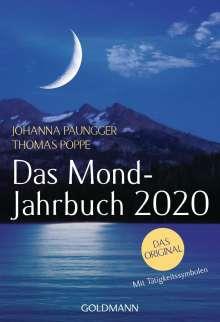 Johanna Paungger: Das Mond-Jahrbuch 2020, Buch