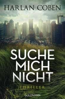 Harlan Coben: Suche mich nicht, Buch