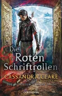 Cassandra Clare: Die Roten Schriftrollen, Buch