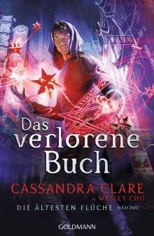 Cassandra Clare: Das verlorene Buch, Buch